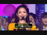 181216 Jennie - SOLO 3rd win + encore @ SBS Inkigayo