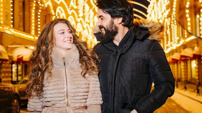 Незаконченный роман .Али Эрсан и Александра.