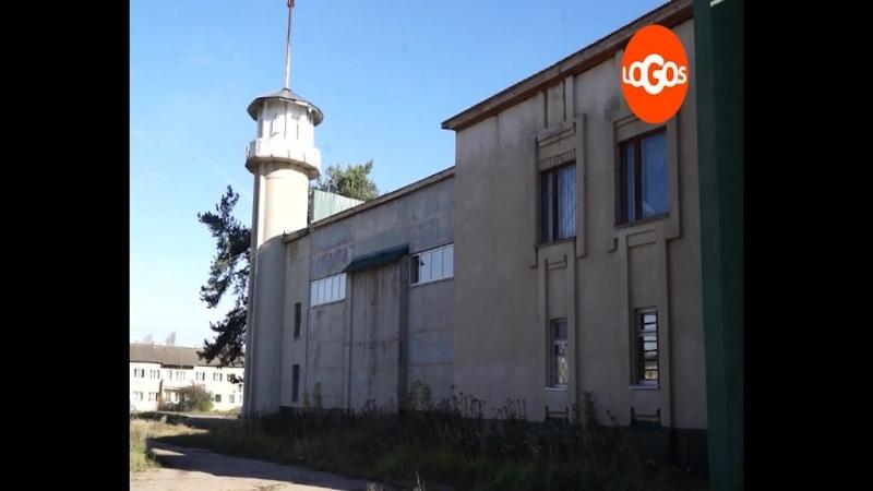 Спорткомплекс в Сухоногово