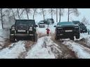 ВОТ ЧТО МОЖЕТ Mercedes G63 AMG против МАЖОРОВ на PORSCHE CAYENNE, AUDI Q7, Toyota Prado, Range Rover