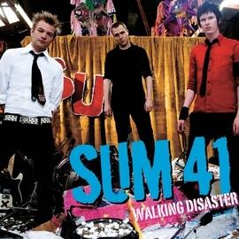 Sum 41 альбом Walking Disaster
