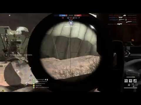 BF1 Снайпер. Двойной хэд одним выстрелом. О_о
