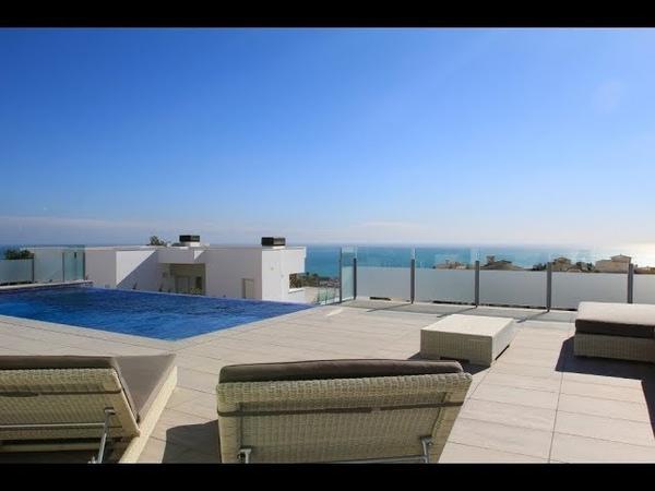 Villa de luxe ✅ à vendre avec de fantastiques vues sur la mer ✅ Benitachell Moraira