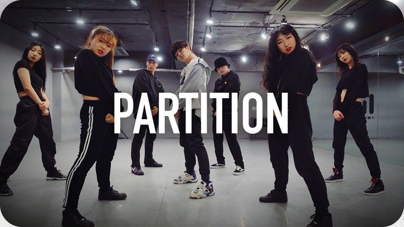 Partition - Beyonce Jun Liu Choreography