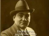 Enrico Caruso - Last Recording 1920
