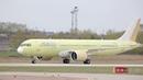 Корпорация Иркут обнародовала видео первого полета второго летного образца МС-21