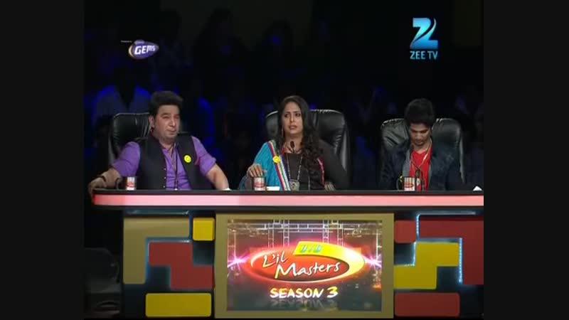 Mahi Heart Winning Performance - DID L'il Masters Season 3 - Jaw Dropping Delhi Audition.mp4