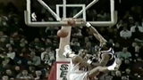 Karl Malone Monster Dunk