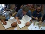 Chris Allan (Usagi Yojimbo) - sketch#1