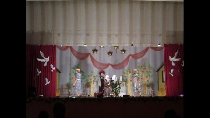 Номер Бабушки-старушки (Надежда Ерохова Наталья Воробьева)