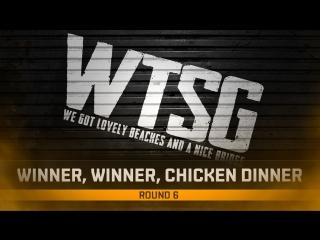 Guys from WTSG claim that tasty Chicken Dinner!