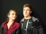 Виктория Синицина/Никита Кацалапов, интервью