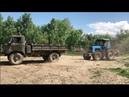 Трактор Беларус против Газ 66 Что лучше