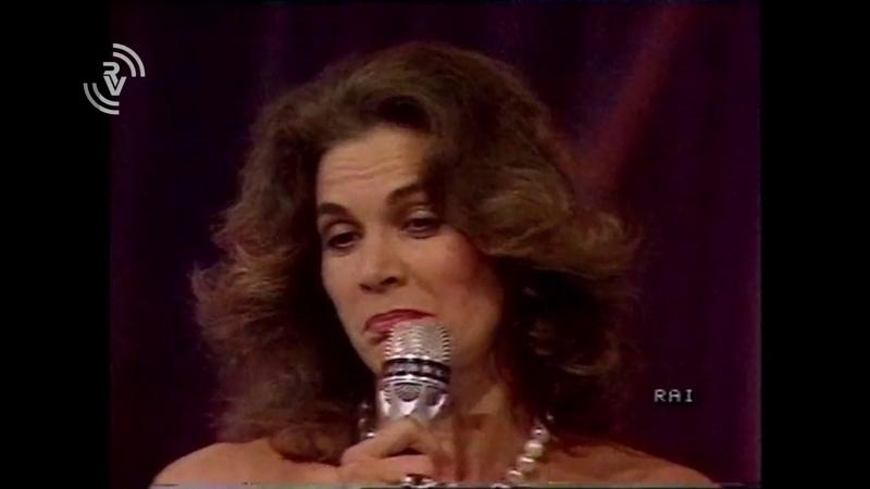 R1 / Serata D'Onore: Cinema e Teatro - Florinda Bolkan / 1986
