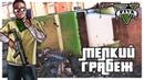 МЕЛКИЙ ГРАБЁЖ! ПРОХОЖДЕНИЕ GTA V 19