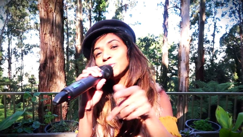 Sahida Apsara Radiant Star LIVE Ft Saritah Dub FX