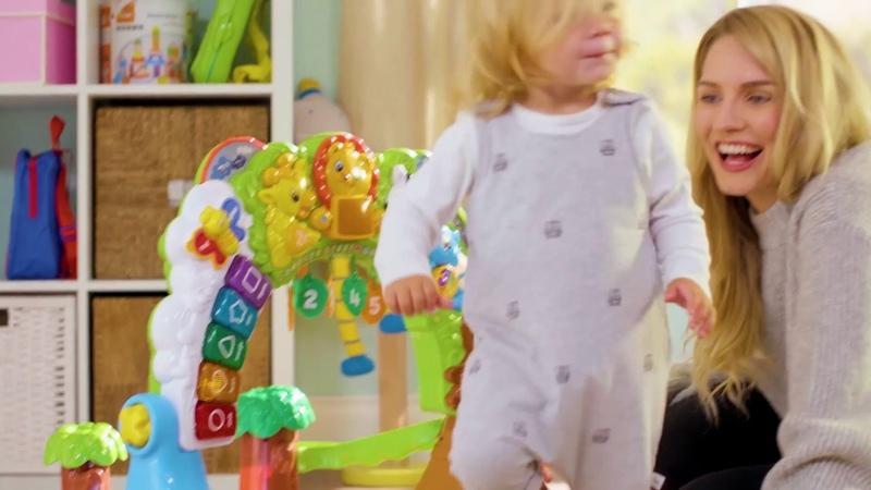 LeapFrog Learning Safari Playspace- Smyths Toys