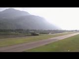 Полёт над Швейцарией 14 Relax музыка