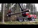 В Томск прибыли Китайские комплексы по автоматизированной вырубке леса