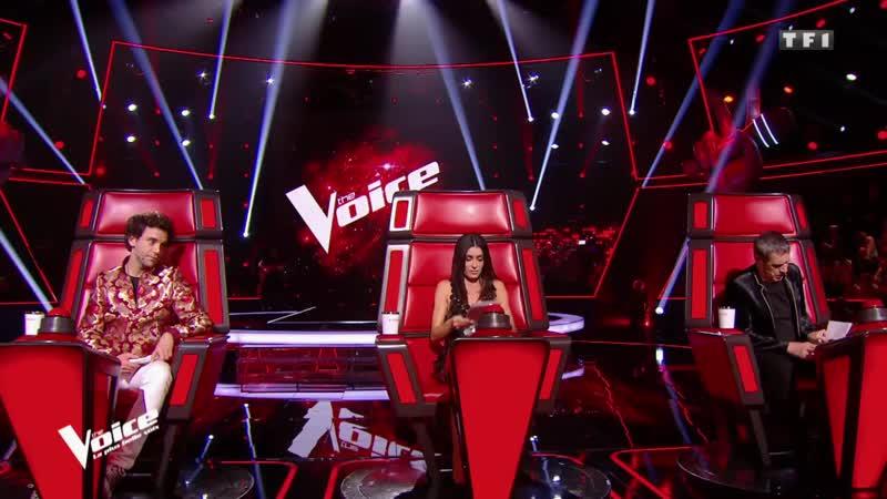 The Voice 2019 - Auditions à laveugle 5 (Saison 08)-13621093
