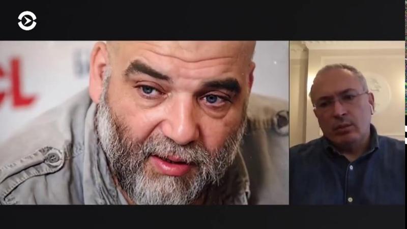 Версия Ходорковского об убийстве в ЦАР | ВЕЧЕР | 10.01.19