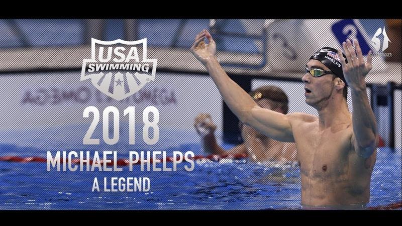 Michael Phelps ● Legends Never Die Motivational Video 2018 HD