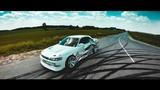 Дрифт за городом. Часть 2. Toyota Mark2 JZX90 Shogun 1JZ-GTE Burnout DRIFT
