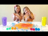 Learn colors with orbeez Song for kids Nursery Rhymes ABC Alphabet Song