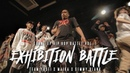 Team Yusei x Maika x Semmy Blank | Exhibition Battle | Turnt Up! Vol. 1 2016 | RPProductions