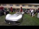 Электрический концепт Vision EQ Silver Arrow от Mercedes Benz