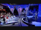 Во второй части финала -- «Города России», занявший 3 место Ли Эньго выступает с речью: «Это Хабаровск»!