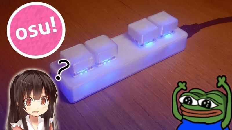 4K Keypad for osu! (Best Switches?)