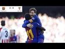 Season 2017/2018. FC Barcelona - Athletic Bilbao - 2:0