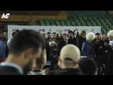 Встреча Хабиба в Дагестане
