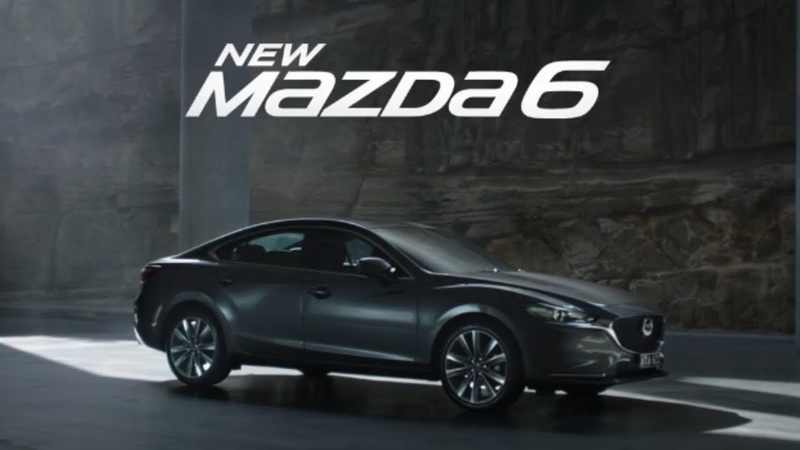 2019 Mazda 6 Launch; All-New Mazda 6 Sedan Full Interior, Exterior, Driving