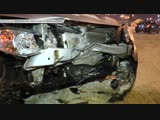 В Казани на пересечении улиц Саид-Галеева и Рустема Яхина столкнулись две «Лады»