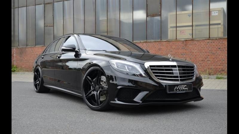 Mercedes Bens s63 w222