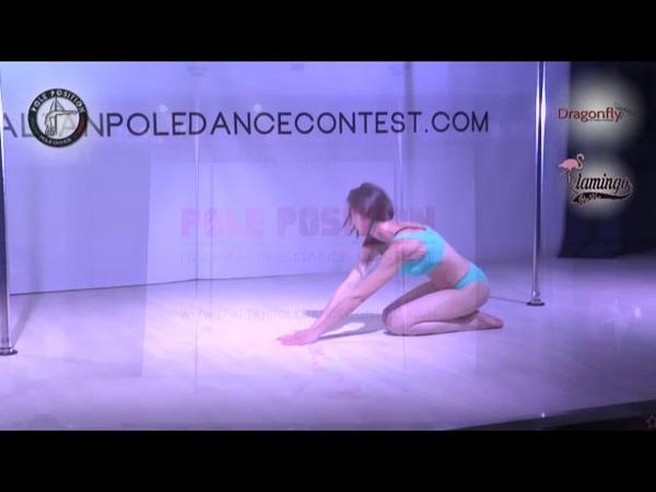 Valentina Bruschi | italian pole dance contest 2017 - sabato 15 aprile