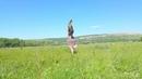 Йога-танец каошики 3 уровень. На прямых коленях, объяснение.