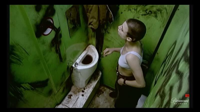 Salto al vacío (1995) Najwa Nimri sexy escene 02