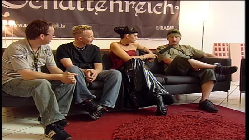 Mesh — Bochum Total 2005 (Interview Live) = Schattenreich Vol. 3
