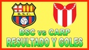 ✅ Barcelona SC GANA SEGUNDO AMISTOSO EN URUGUAY ▷ CARP 3 x 4 BSC ⚽ Resumen y Goles ⚽