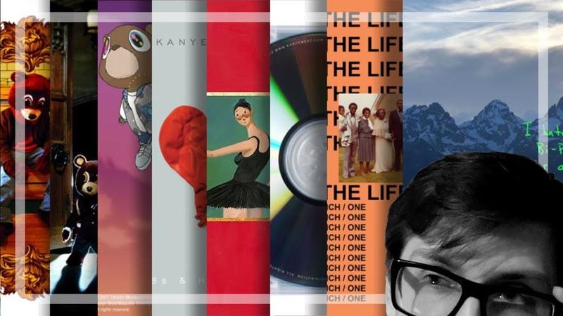 Канье Уэст (Kanye West) Ретроспектива и Топ-8 всех соло альбомов