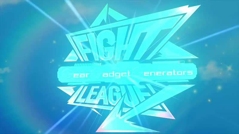 アニメ PV - 『Fight League: Gear Gadget Generators』 Teaser trailer