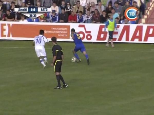 24 июня 2011 Динамо (Минск) - БАТЭ (Борисов) 2:0