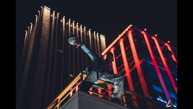[ Moscow Urban Nights ] Kirill Fire Freestyle Basketball 2018