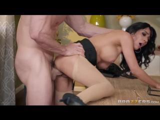 Tia Cyrus [ПОРНО ВК, new Porn vk, HD, 1080, Big Tits,Black Hair,Blouse,Business Woman,Glasses,Latina]