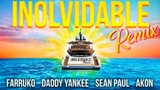 Farruko x Daddy Yankee x Sean Paul x Akon - Inolvidable (Remix) 2018 Official Audio Video