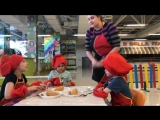 "Детский кулинарный мастер класс ""Готовим хот-дог"""