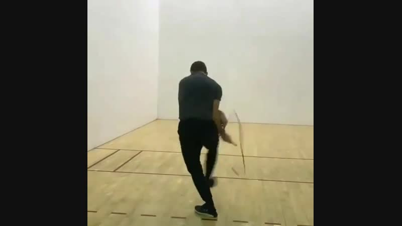 Jumping rope like a boss